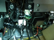 04-TR7 EZ Electric Power Steering fitted close up