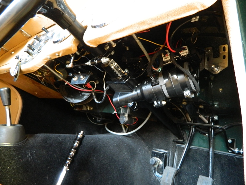 06-TR3a EZ Electric Power Steering fitted