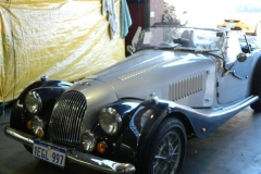 Morgan 8 - 5 Speed