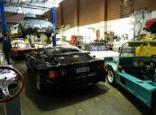Restoration and Workshop