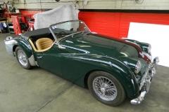 Triumph TR3A