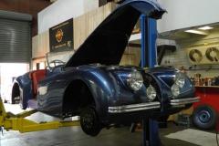XK120 Jaguar